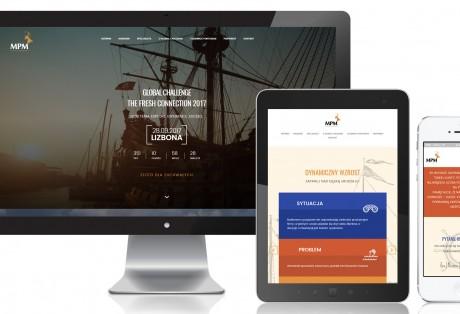 (Polski) Scmteam.pl – projekt i wdrożenie minisite'u